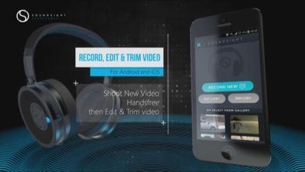 """Техномания: """"Умные"""" часы с проектором, наушники SoundSight, ретроклавиатура"""