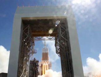 NASA готовится к запуску корабля, который будет летать на Марс