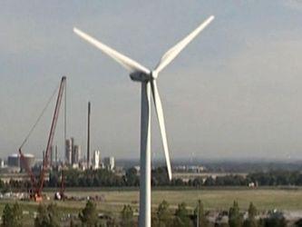 Як працюють вітрові генератори