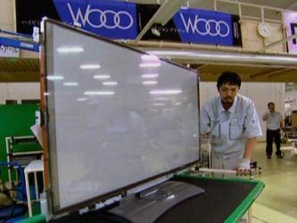 Як виготовляють плазму, якою наповнюють телевізори