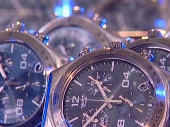 Как изготавливают часы Swatch