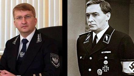 """Российским почтальонам сшили """"нацистскую"""" форму"""