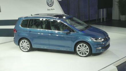 Автотехнології. Volkswagen представив новий Touran