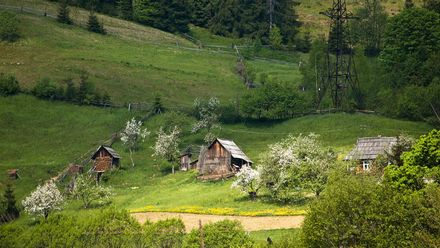 ТОП-5 мальовничих місць України