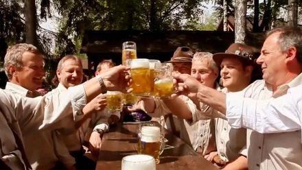 Мюнхен — город с  лучшим пивом в мире