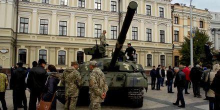 Техніка війни. Яку техніку та озброєння отримала українська армія