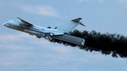 Украинец разработал систему, которая спасет пассажиров самолета от катастрофы