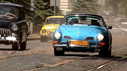 Львівські автоперегони достойно конкурували зі змаганнями у Монте-Карло