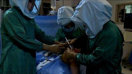 Макопластика — роботизована хірургія колінного суглоба