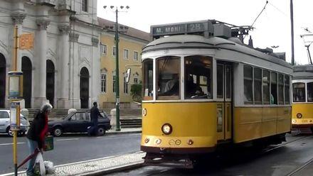 Першим електричним трамваєм світ завдячує українцеві