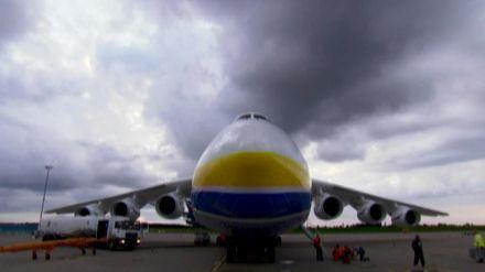 Сможет ли украинский самолет-чемпион поднять груз, равный весу Статуи Свободы