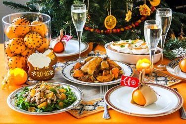 Новорічна цифра: скільки українці витратять на новорічний стіл