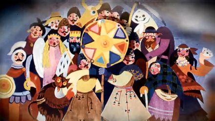 Украинская рождественская традиция, которая является уникальной для всего мира