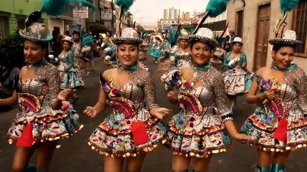 Как чилийцы обыденность превращают в незабываемые карнавалы