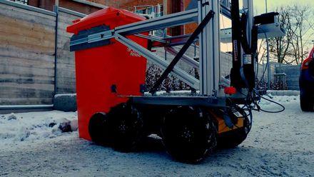 Науковці знають, як попередити про хвилі-убивці, Volvo тестує роботів-сміттєзбирачів