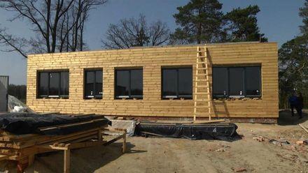 Перший будинок з коноплі в Києві: переваги та ціна нового еко-помешкання