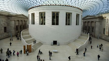 Два миллиона лет истории человечества в одном доме: чем поражает Британский музей