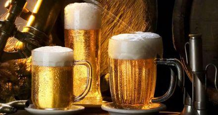 Помірне споживання пива корисне для здоров'я