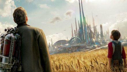 """Фільм дня. """"Земля майбутнього"""" — про фантастичні пригоди в паралельній реальності"""