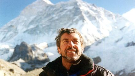 Как украинец стал легендой среди альпинистов