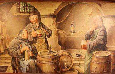 Сколько пива могли выпить монахи в Средневековье