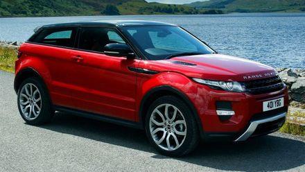 Тест-драйв нового Range Rover Evoque: як поєднується британський шик та українські дороги