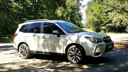 Subaru Forester як вірний та надійний друг