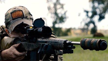 Техніка війни. Нова форма для вертолітників. Найкращі снайперські гвинтівки світу