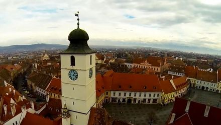 Сибиу – неизвестная жемчужина Трансильвании с очаровательной архитектурой