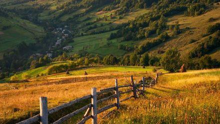 Экстремал покорил горы Карпат на роликах: появилось видео