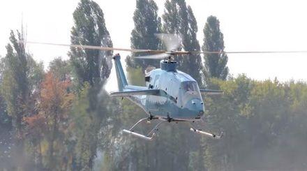 Українці розробили сучасний високошвидкісний гелікоптер