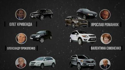 Які люксові автомобілі засвітили українські судді в деклараціях