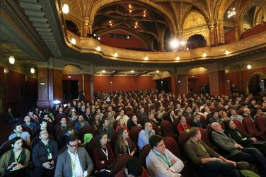 Українське кіно зібрало аншлаг у Будапешті