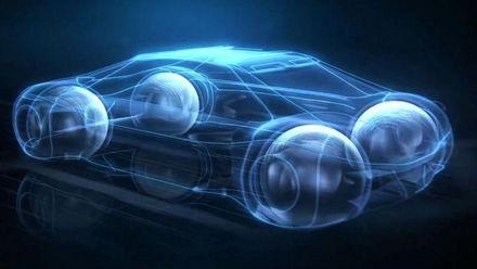 """Розробники показали  """"шини майбутнього"""": авто зможе рухатись в будь-якому напрямку"""