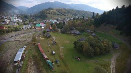 Колочава – унікальне село на Закарпатті із неймовірною історією