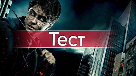 Что вы знаете о волшебном мире Гарри Поттера: проверьте свои знания