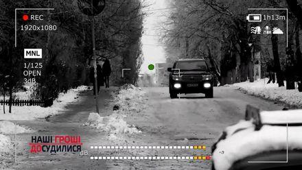 Як незадекларований Land Cruiser судді став причиною для справи проти автомайданівця