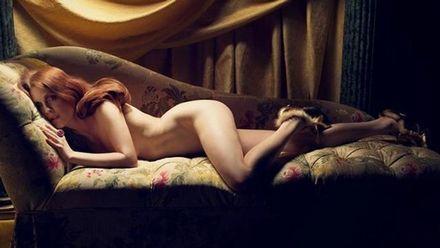Стильные и обнаженные: W Magazine составил рейтинг самых сексуальных фото знаменитостей (18+)