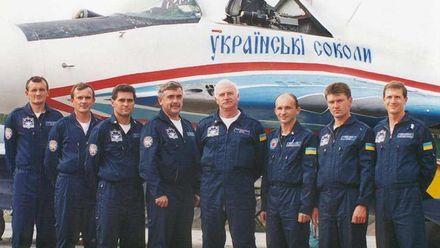 """Як """"Українські соколи"""" стали одною з кращих пілотажних груп світу"""