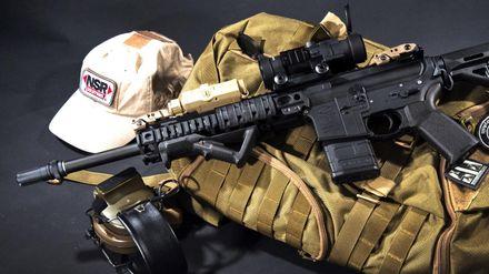 """Техника войны. Что такое Airsoft-оружие. Откуда у """"Исламского государства"""" такое мощное вооружение"""