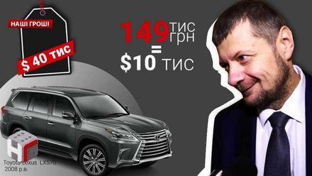 Як чиновники купують люксові авто майже за безцінь: розлідування