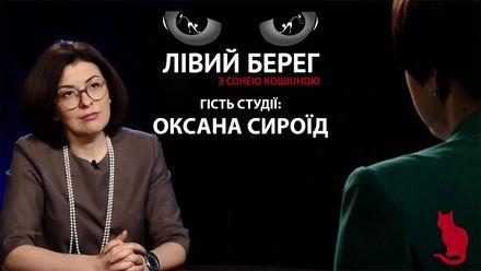 Про найбільшу загрозу на Донбасі та про роботу Верховної Ради, – ґрунтовне інтерв'ю з Сироїд