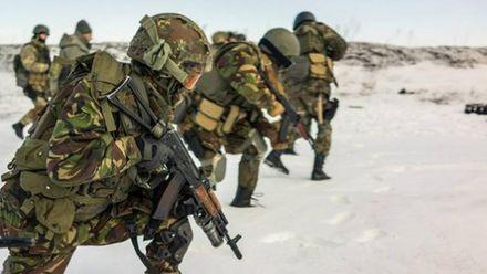 Техника войны. Выживание военных в экстремальных условиях. Надувная русская армия