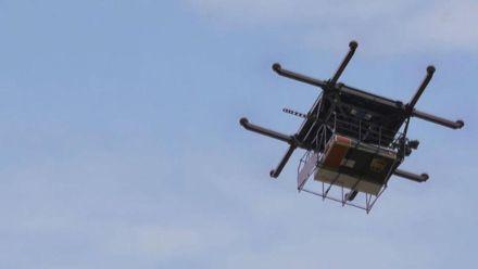 Летючі кур'єри:  американці зробили прорив в доставці