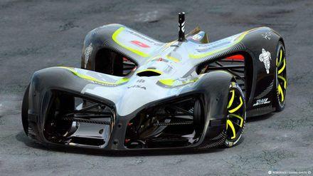 Як технології змінюють автоперегони: Robocar для Formula-1