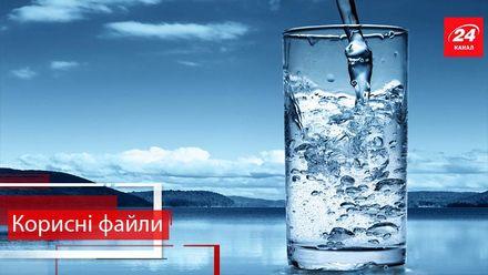 Корисні файли. Чи можна визначити якість води в домашніх умовах