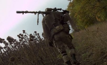 Техніка війни. Нова українська гвинтівка. Зброя з окупованих територій в Грузії