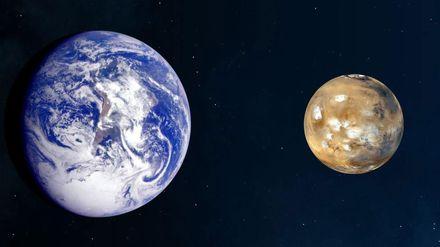 Марс може зіткнутися з Землею, – прогнози вчених