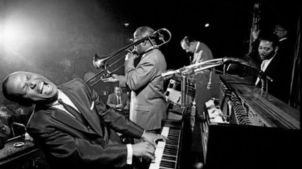 Jazz. Музика вільних: коли джаз прийшов у кіно
