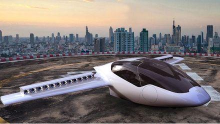 Транспорт майбутнього: швидший за вертоліт та дешевший за таксі